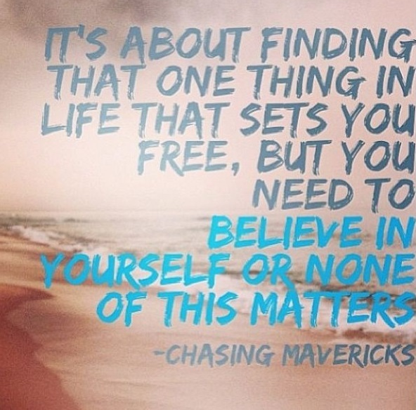 Chasing Mavericks in Business