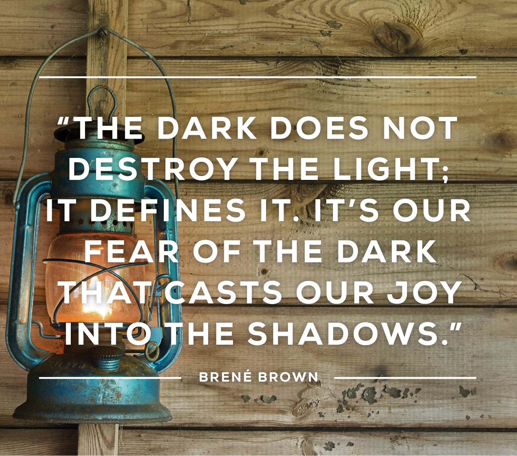 Darkness Quote Image