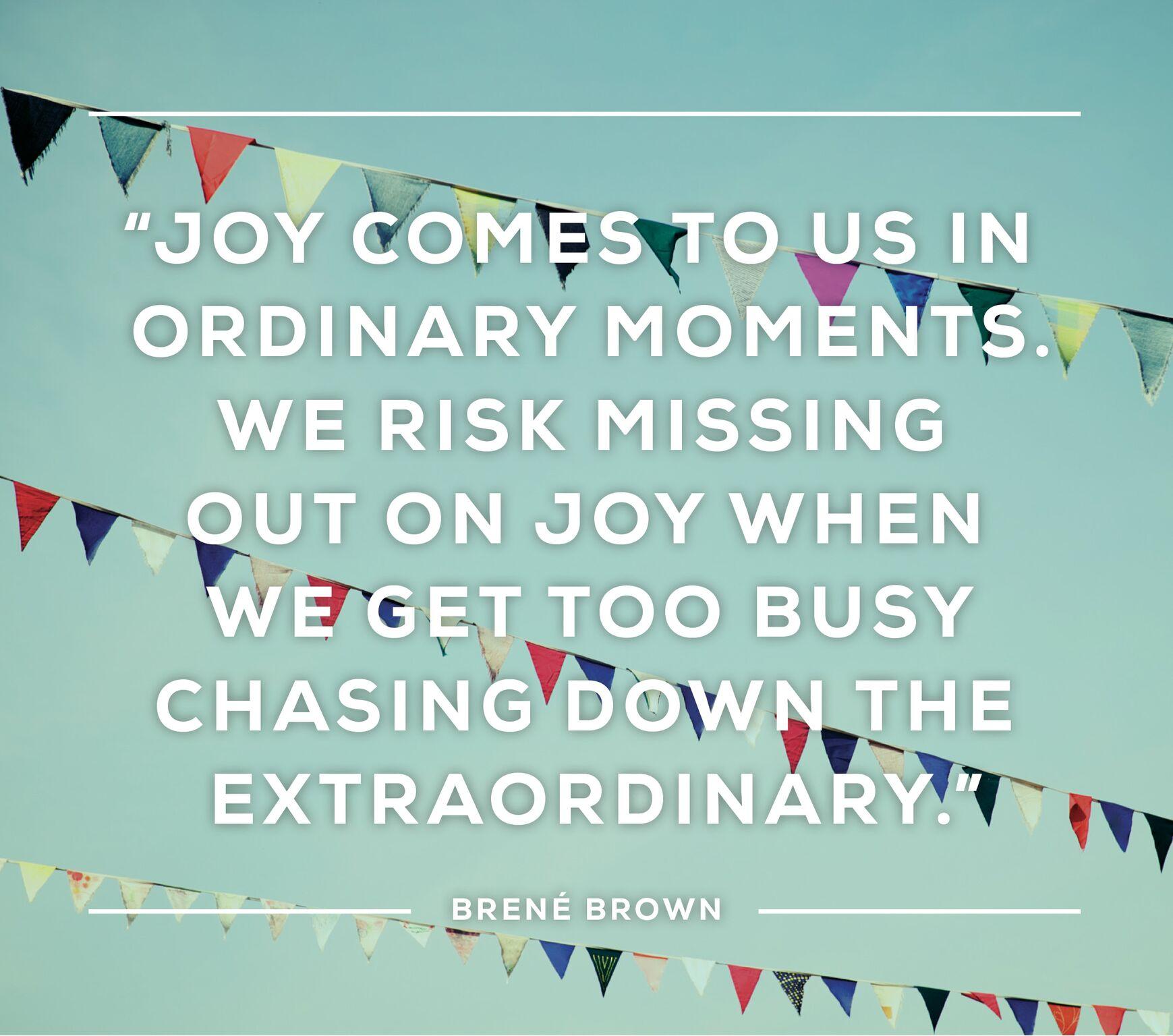 Joy Quote Image